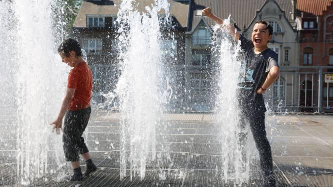 Een waterrad en andere leuke attracties: dit willen de kinderen in nieuwe waterspeeltuin van Halle