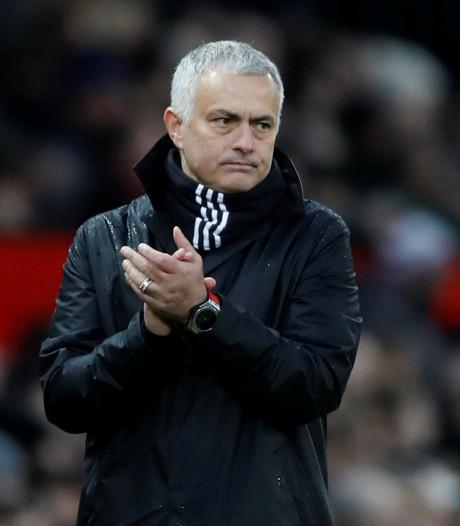 Mourinho: Ik denk niet dat ik ergens bondscoach word