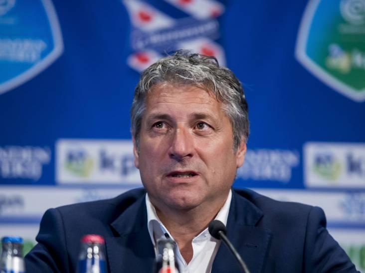 'Brood de ideale trainer voor NAC in de eerste divisie'