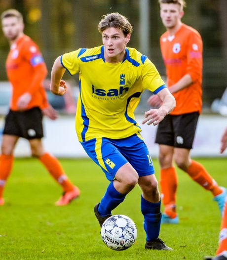 De indelingen van de eersteklassers: Zaterdagploegen richting Utrecht, Tilburgse clubs in aparte klasse bij elkaar