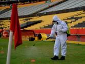 LIVE | Duel Flamengo via rechter toch uitgesteld, bondscoach Polen heeft corona