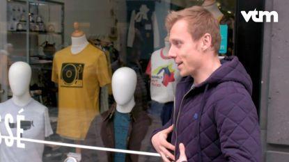 Goochelaar Nicholas verstomt voorbijgangers met verbluffende truc met paspop
