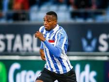 Kabangu meteen grote man bij FC Eindhoven