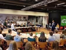 Buma in gesprek met leerlingen Liemers College
