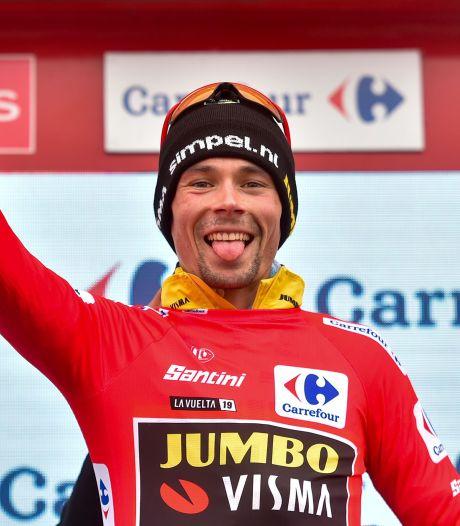 Laatste dagen Vuelta: waar liggen gevaren voor Roglic?