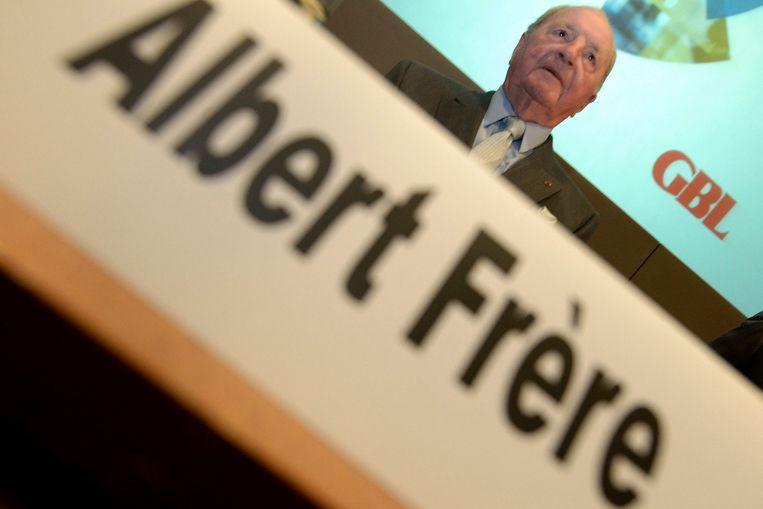 In 2015 stopte Frère op 89-jarige leeftijd als gedelegeerd bestuurder van GBL.