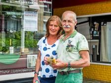 Piusstraat: Verf- en behangzaak 't Schilderke na bijna een halve eeuw dicht
