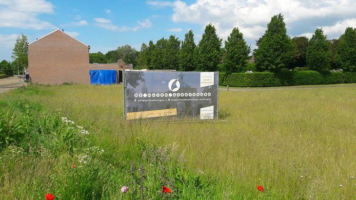 De Haven in Aardenburg, waar nieuwbouw komt.