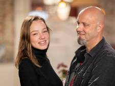 Trotse vader laat Gwen vertrekken uit band voor zangopleiding: 'Ieder einde is ook een nieuw begin'