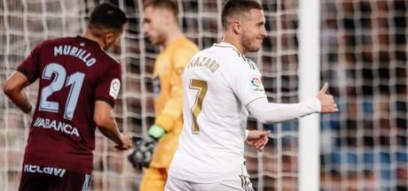 """La presse espagnole salue le retour de Hazard: """"Il est revenu en mode crack"""""""