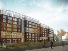 Bouw van 220 appartementen in voormalige DCMR-gebouw begint nog dit jaar