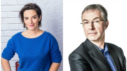 Karolien Debecker neemt dit najaar de fakkel over van Jan Hautekiet op Radio 1