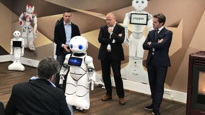 Bart Versluys koopt zich verder in bij Oostends robotbedrijf