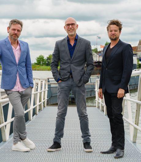 Sessiemuzikanten van Borsato en Froger starten eigen band: 'Weer zingen geeft levenslucht na corona'