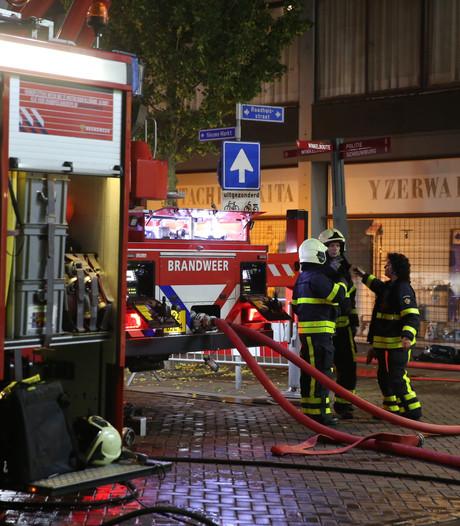 Centrum Roosendaal komt goed weg na brand