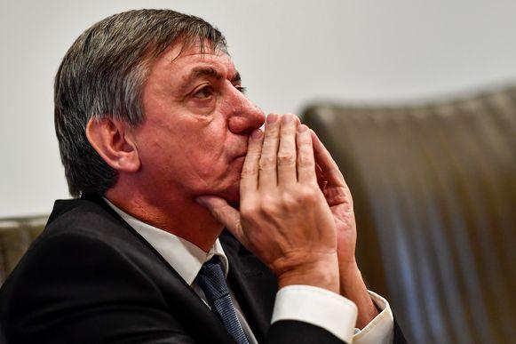 De Vlaamse minister-president Jan Jambon.