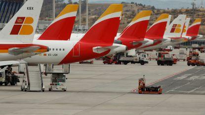 Chaos dreigt op Spaanse luchthavens en bij het spoor