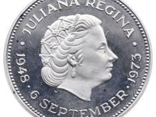22.140 euro voor IJsselsteins zilveren tientje
