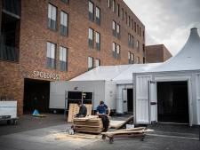 Dit ziekenhuis in Brabant heeft triagetent bij spoedeisende hulp niet meer nodig