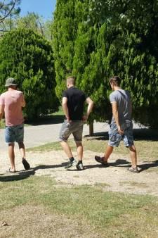 Elf extra honden naar Gardameer om te zoeken naar Koen (17)
