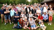 65 mensen genieten van buurtfeest in 't Vijfde Wiel