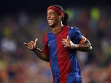 De mooiste goals van Barça tegen Villarreal: van Ronaldinho's omhaal tot Kluiverts hattrick