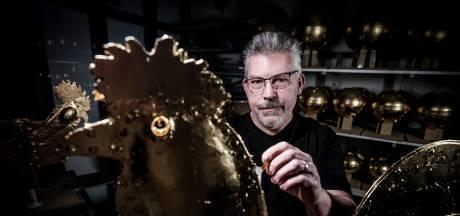 Vergulder Steven (52) voorziet eeuwenoude panden en luxe jachten van gouden randje