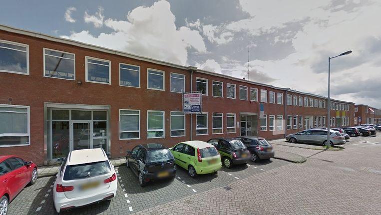 Het betrokken pand aan de Willem Fenengastraat. Beeld Google Street View