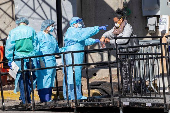 Meeste aantal besmettingen ter wereld nu in de VS.