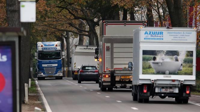 """Turnhoutse wegen gebruikt als tolvrij alternatief voor E34: """"Vrachtverkeer dringend in kaart brengen"""""""