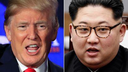 """Noord-Korea dreigt top tussen Trump en Kim Jong-un te annuleren. Trump: """"We zullen zien"""""""
