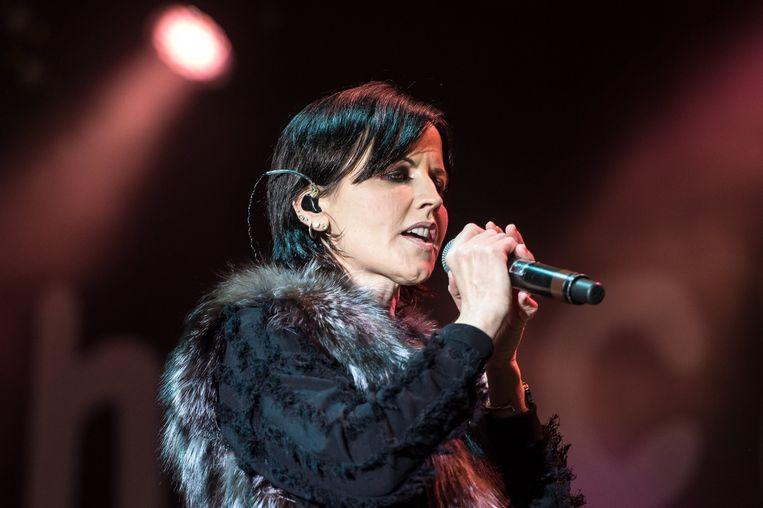 Dolores O'Riordan (1971-2018).
