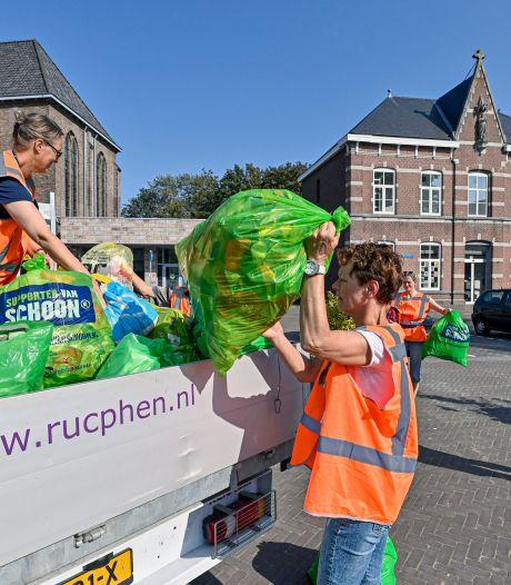 World Cleanup Day in West-Brabant: 'Het liefst zou ik de hele wereld schoonmaken'