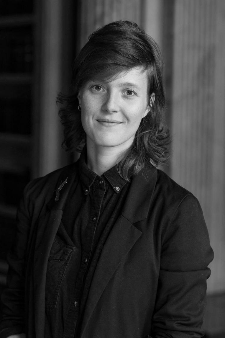 Maaike Muntinga, universitair docent (antropoloog) aan Amsterdam UMC-VUmc. Beeld