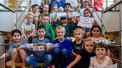 Diploma's voor leden Kinder- en Jeugdboekenjury