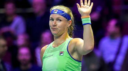 Bertens verlengt haar titel op WTA-toernooi Sint-Petersburg