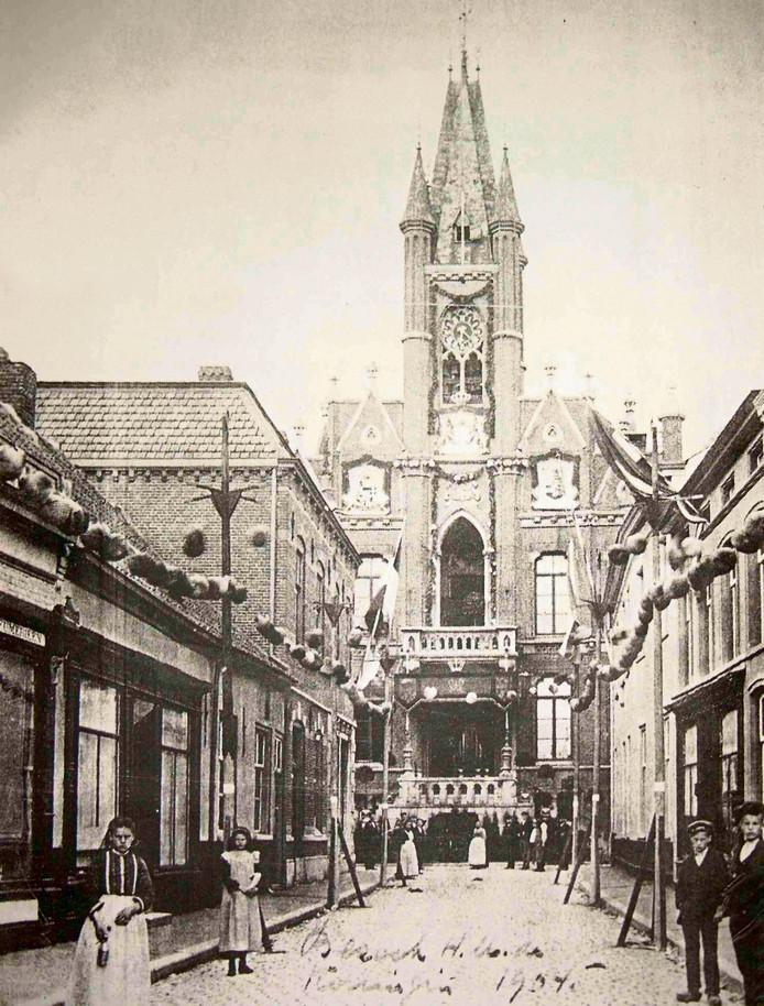 stadhuis in eindhoven wordt al vijftig jaar gemist | eindhoven | ed.nl