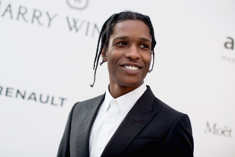 A$AP Rocky Beeld Getty Images