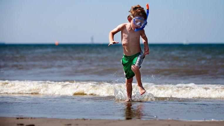 Het resultaat is mogelijk een eerste indicatie dat het gebruik een langere uitwerking heeft op het kinderbrein. Beeld Jerry Lampen/ANP