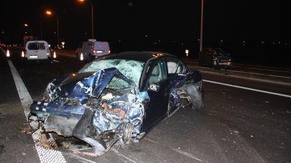 Zeven auto's betrokken bij zwaar ongeval op A19 in Menen