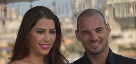 Sneijder krijgt steun en Timor verliest tien kilo in zes weken