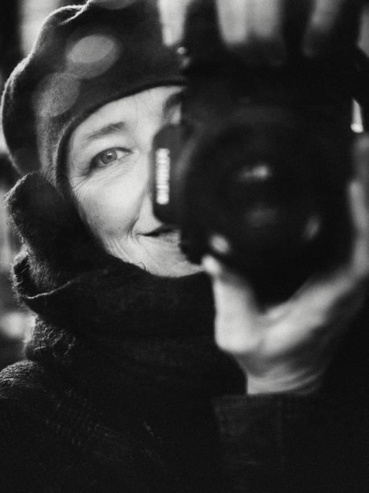 Zelfportret Jitske Schols