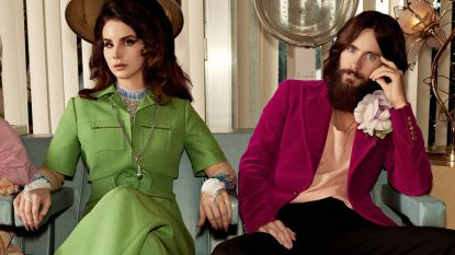 VIDEO. Gucci strikt Jared Leto, Lana Del Rey én Courtney Love voor nieuwe campagne