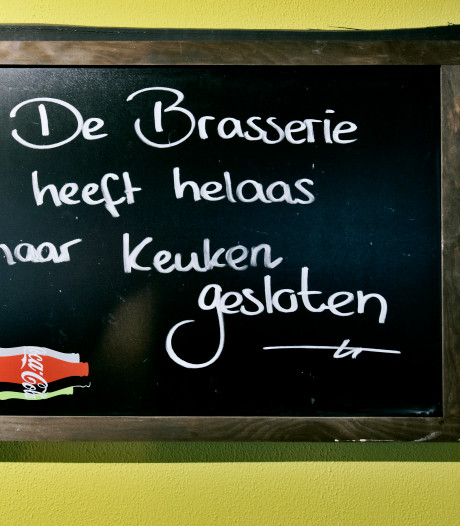 Restaurant Brasserie Beek dicht