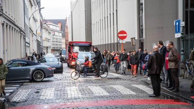 Circulatieplan levert Gent 18.562 euro boetegeld per dag op