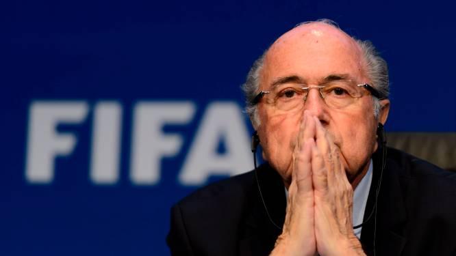 Voormalige FIFA-baas Sepp Blatter opgenomen in ziekenhuis
