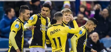 LIVE    Vitesse heeft na goal Ødegaard weinig te duchten van VVV
