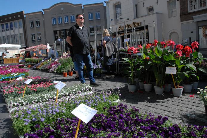 De Geraniummarkt