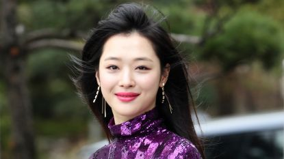 Fans K-pop in shock: superster Sulli (25) plots dood gevonden