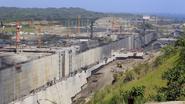 Beheerder Panamakanaal wil stopzetting werken voorkomen